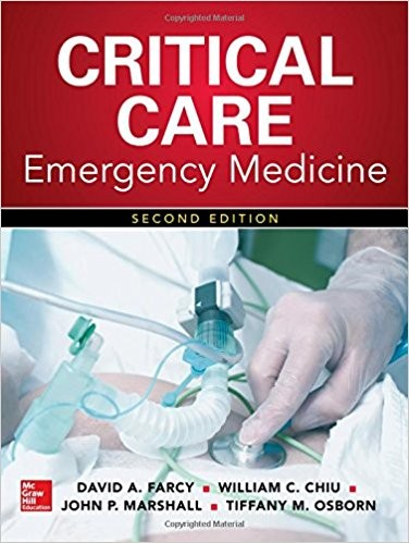 Critical Care Emergency Medicine, 2e