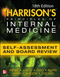 Harrisons Principles of Internal Medicine Self-Assessment and Board Review 18th Edition