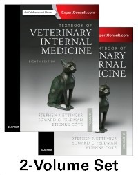 Textbook of Veterinary Internal Medicine, 8e