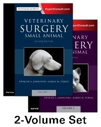 Veterinary Surgery: Small Animal Expert Consult, 2e